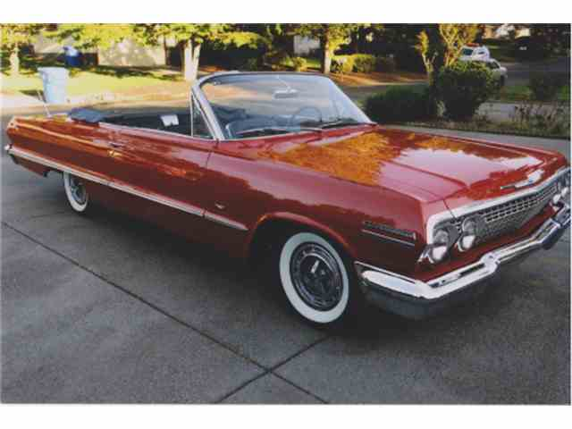 1963 Chevrolet Impala SS | 846423