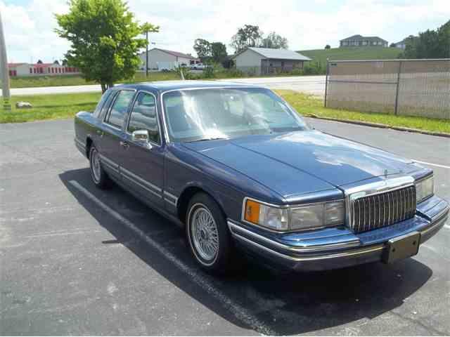 1994 Lincoln Town Car | 846428