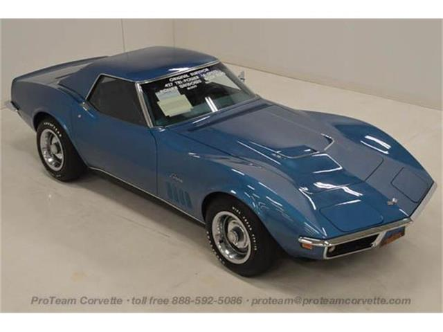 1969 Chevrolet Corvette | 846431
