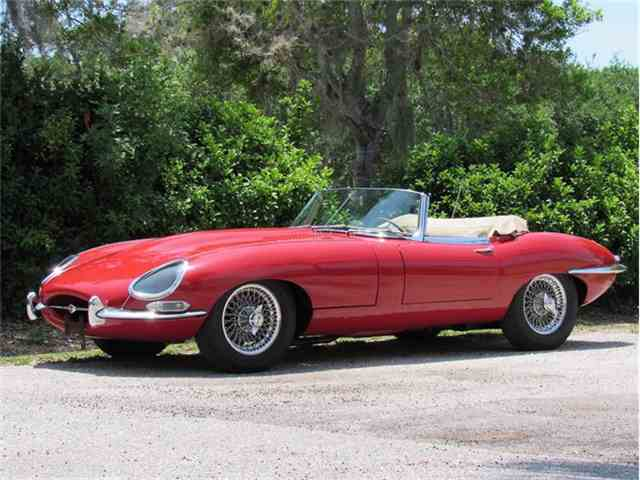 1963 Jaguar E-Type | 846441