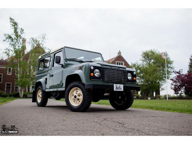 1986 Land Rover Defender | 846446