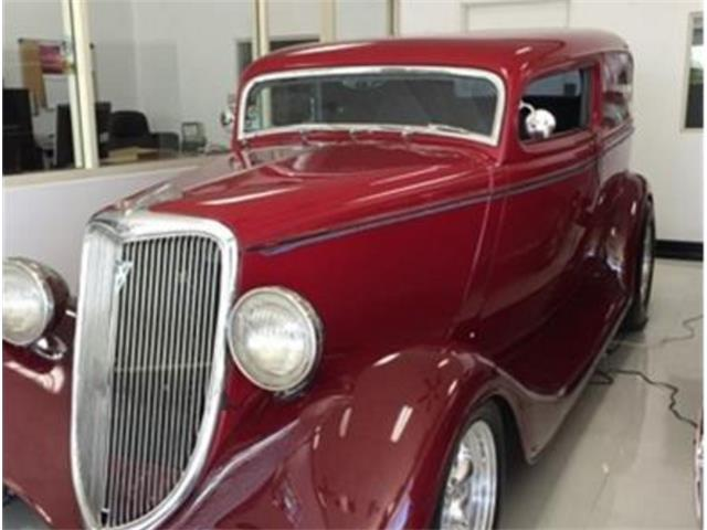 1934 Ford Panel Truck | 846447
