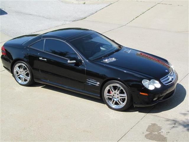 2003 Mercedes-Benz SL500 | 846448