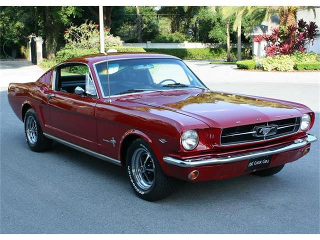 1965 Ford Mustang | 846458