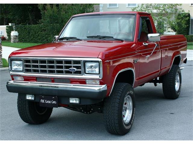 1988 Ford Ranger | 846459
