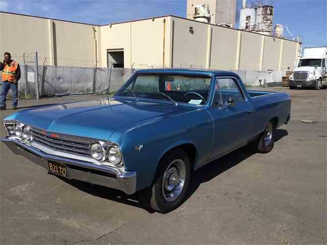 1967 Chevrolet El Camino | 846465