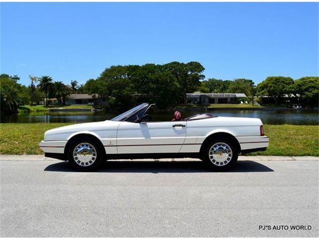 1988 Cadillac Allante | 846492