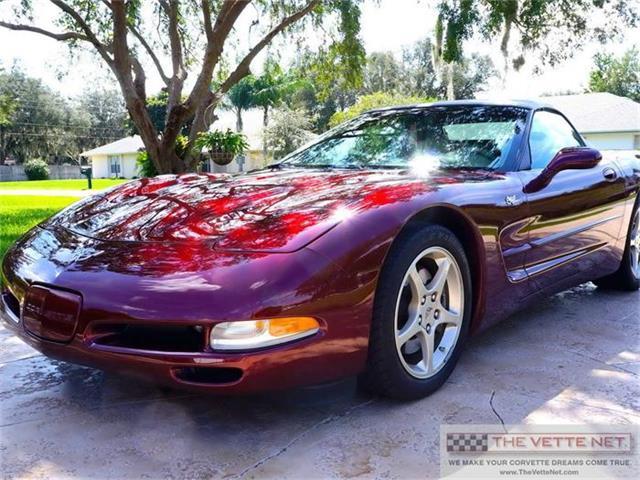2003 Chevrolet Corvette | 846498