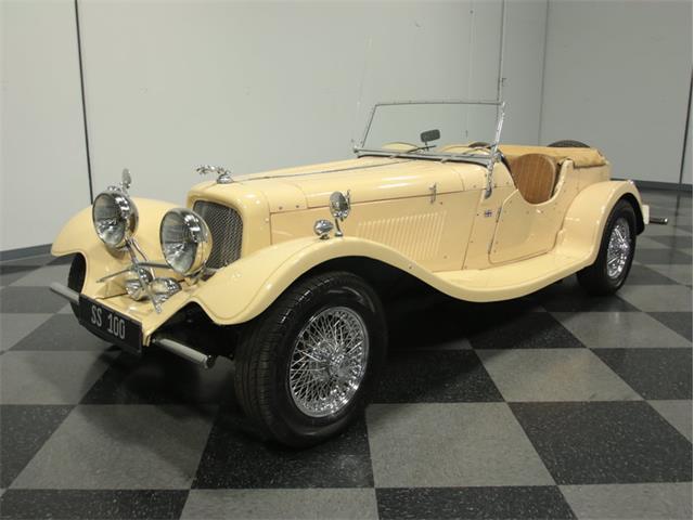 1937 Jaguar SS100 | 846506