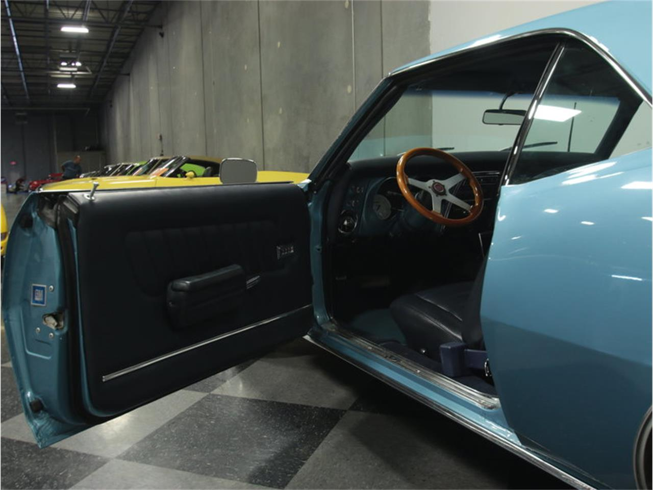 1968 Chevrolet Camaro Rs Ss Restomod For Sale