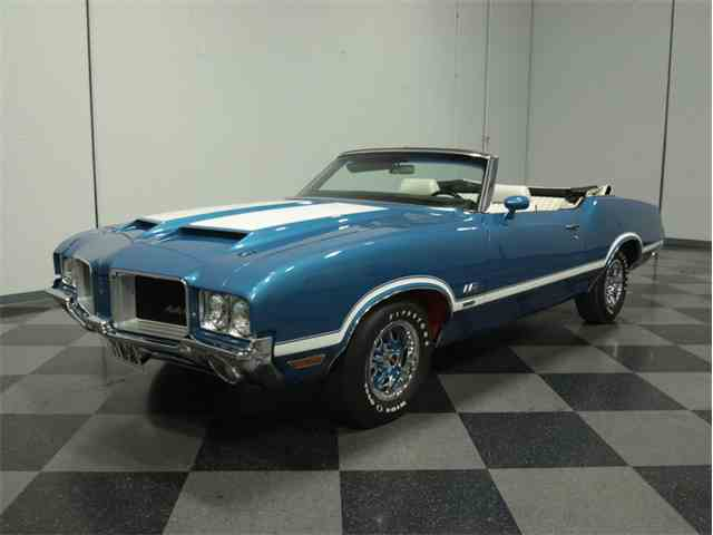 1971 Oldsmobile Cutlass 442 W-30 | 846513