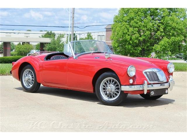 1956 MG MGA 4spd Convertible | 846519