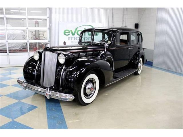 1938 Packard Super Eight | 846539