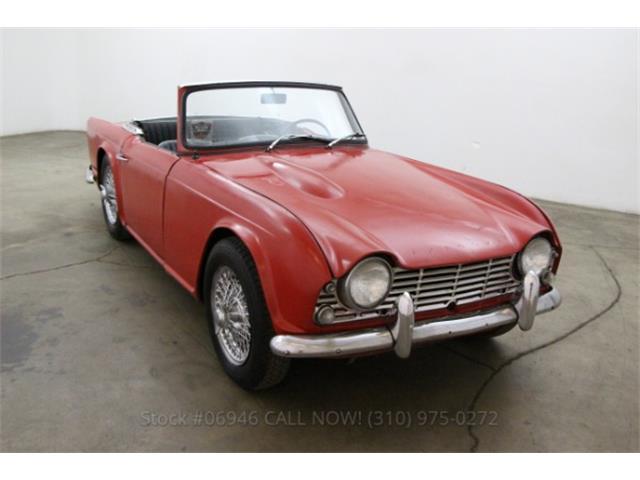 1963 Triumph TR4 | 846542