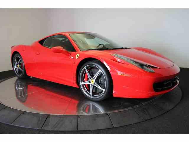 2011 Ferrari 458 | 846555
