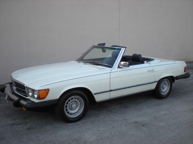1985 Mercedes-Benz 380SL | 846563