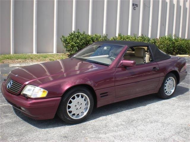 1998 Mercedes-Benz SL500 | 846564
