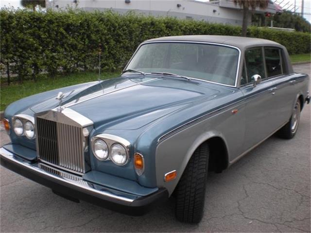 1976 Rolls-Royce Silver Shadow | 846565