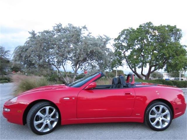 2004 Maserati SpyderGT | 846566