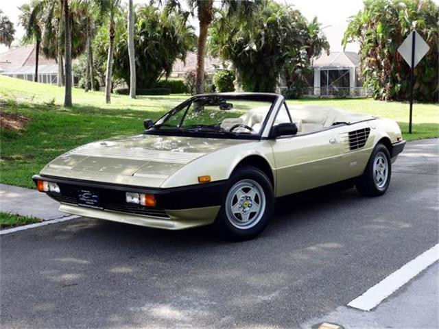 1985 Ferrari Mondial | 846575