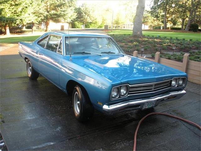 1969 Plymouth Road Runner | 846577