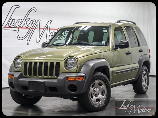 2003 Jeep Liberty | 846595