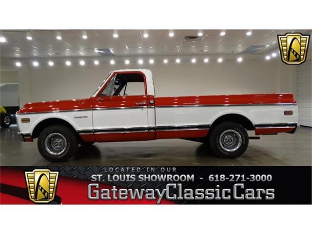 1969 Chevrolet C/K 10   846635
