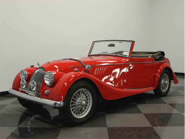 1962 Morgan Plus 4 Drop Head Coupe | 846637