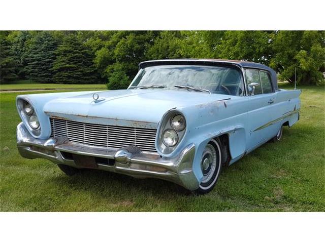 1958 Lincoln Premiere | 846661