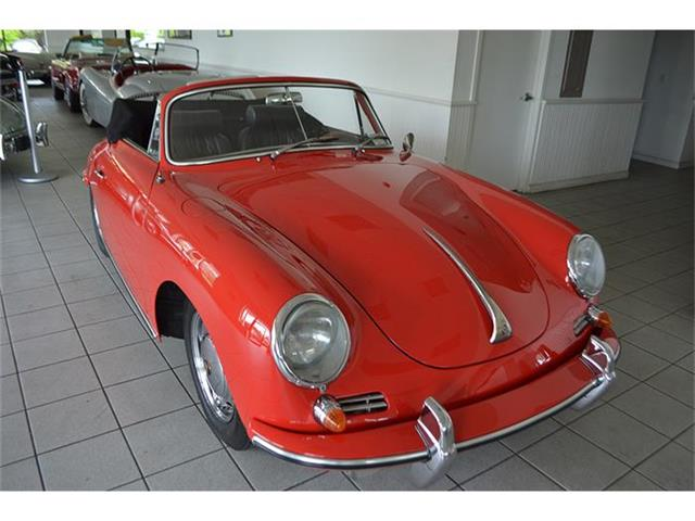 1964 Porsche 356SC | 847185