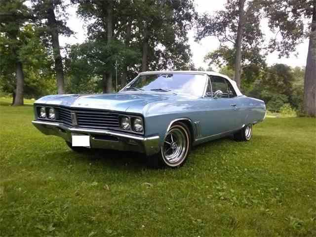 1967 Buick Skylark | 847428