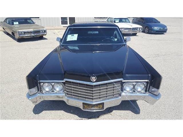 1969 Cadillac Fleetwood | 847430