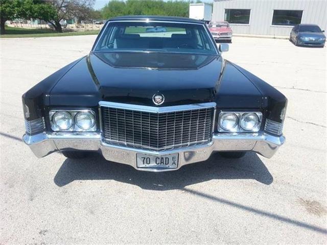 1970 Cadillac Fleetwood Brougham | 847442