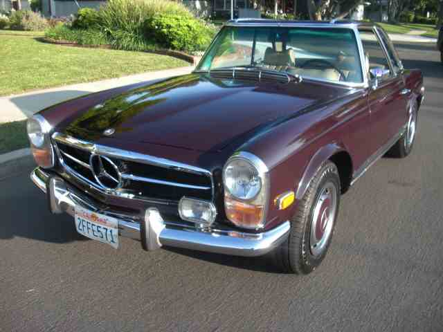 1971 Mercedes-Benz 280SL | 847569