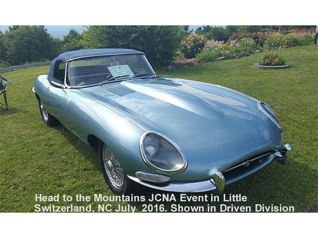 1963 Jaguar E-Type | 847602
