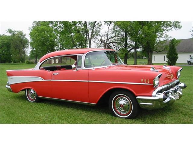 1957 Chevrolet Bel Air | 847608