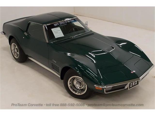 1971 Chevrolet Corvette | 847609