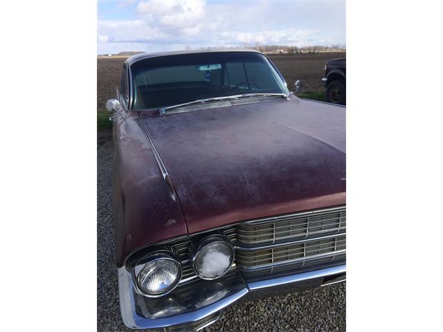 1962 Cadillac Fleetwood 60 | 847610