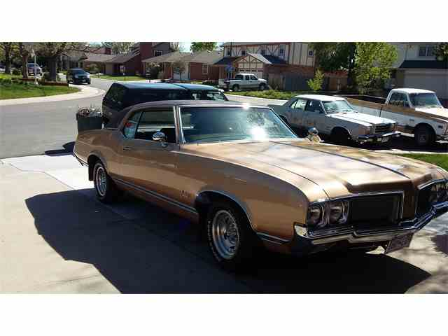 1970 Oldsmobile Cutlass Supreme | 847625