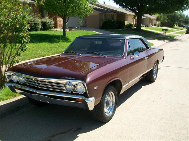 1967 Chevrolet Chevelle | 847636