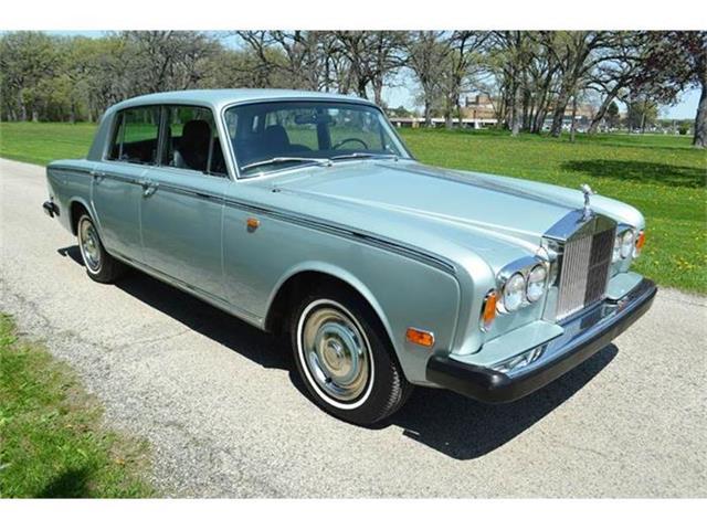 1973 Rolls-Royce Silver Shadow | 847657