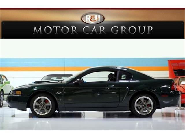 2001 Ford Mustang | 847658