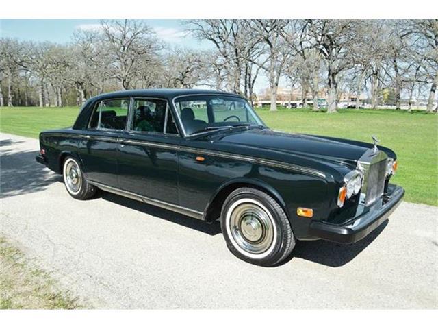 1973 Rolls-Royce Silver Shadow | 847664