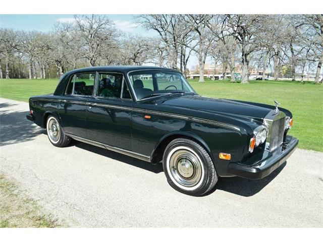 1973 Rolls-Royce Silver Shadow | 847664