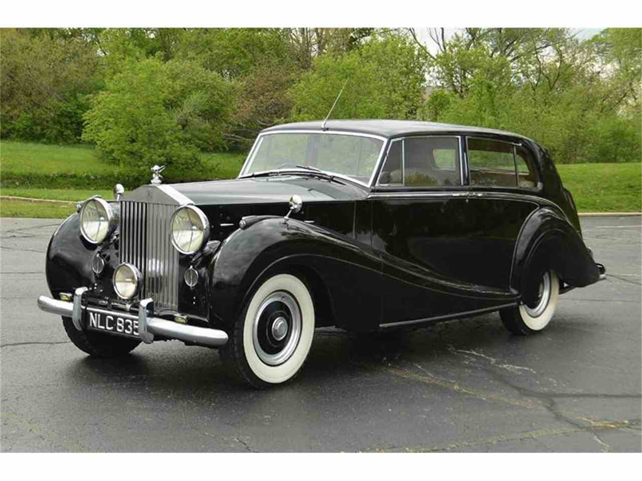 1953 rolls royce silver wraith for sale. Black Bedroom Furniture Sets. Home Design Ideas