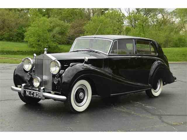 1953 Rolls-Royce Silver Wraith | 847665