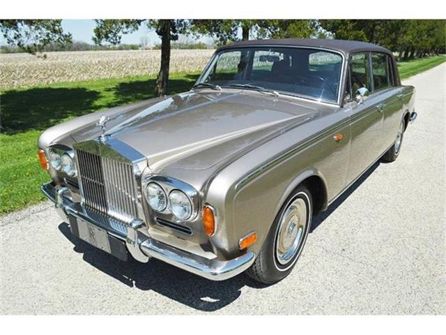 1969 Rolls-Royce Silver Shadow | 847668