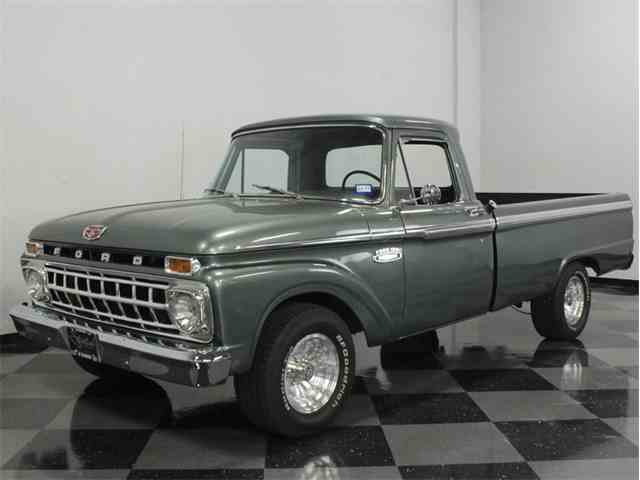 1965 Ford F100 | 847670