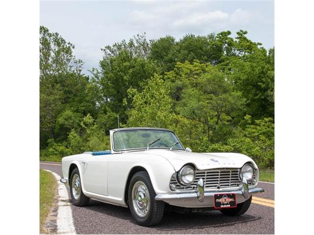 1964 Triumph TR4 | 847675
