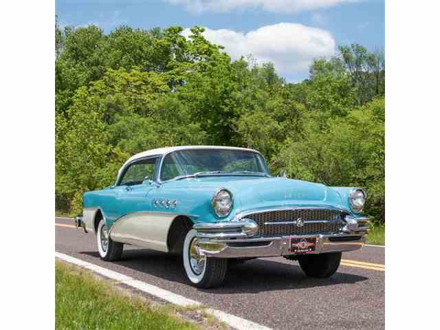 1955 Buick Roadmaster   847677
